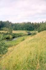 долина реки вблизи деревни Коваши